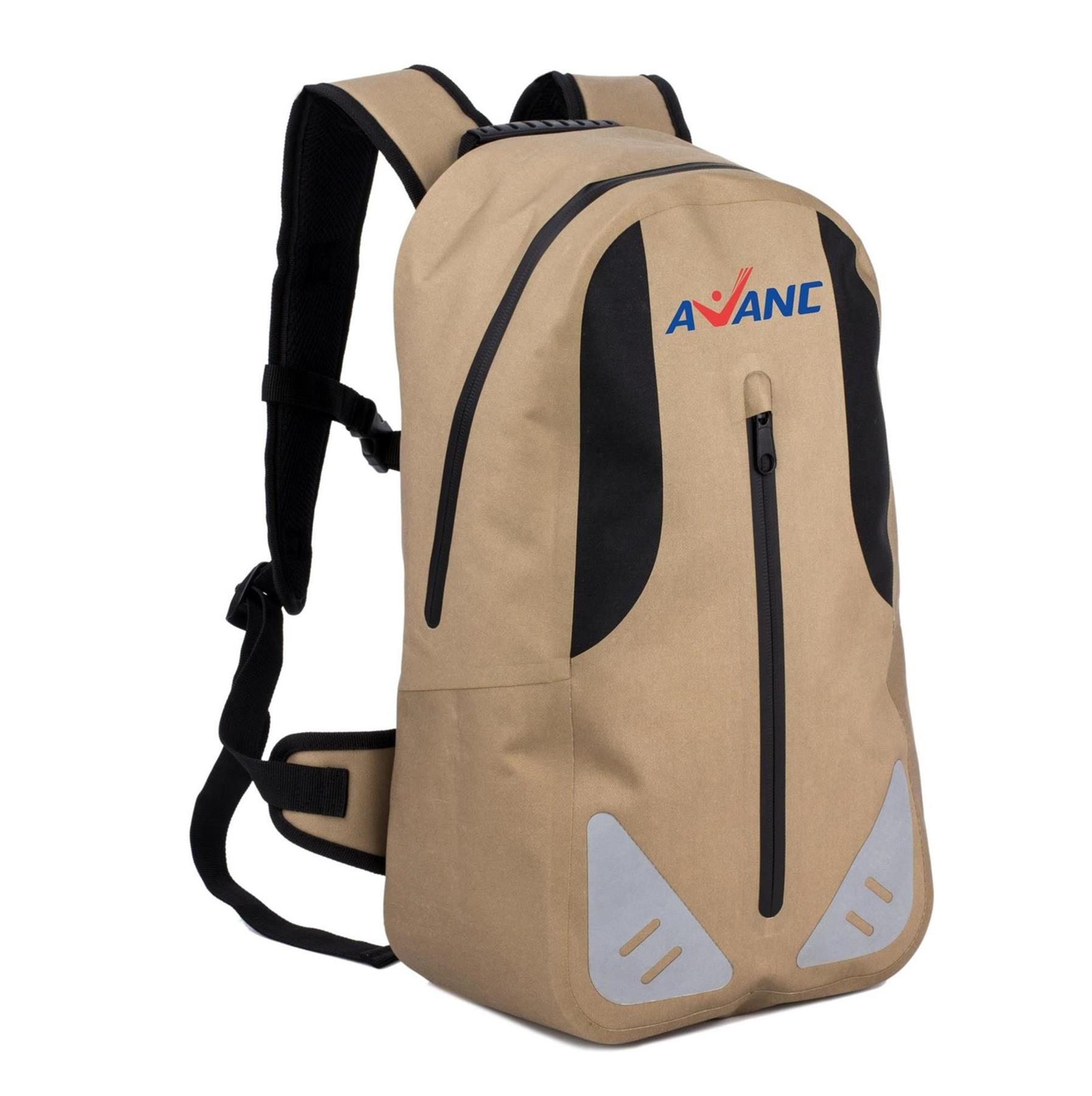 Fashion Waterproof  Backpack With Zipper Closure 15L
