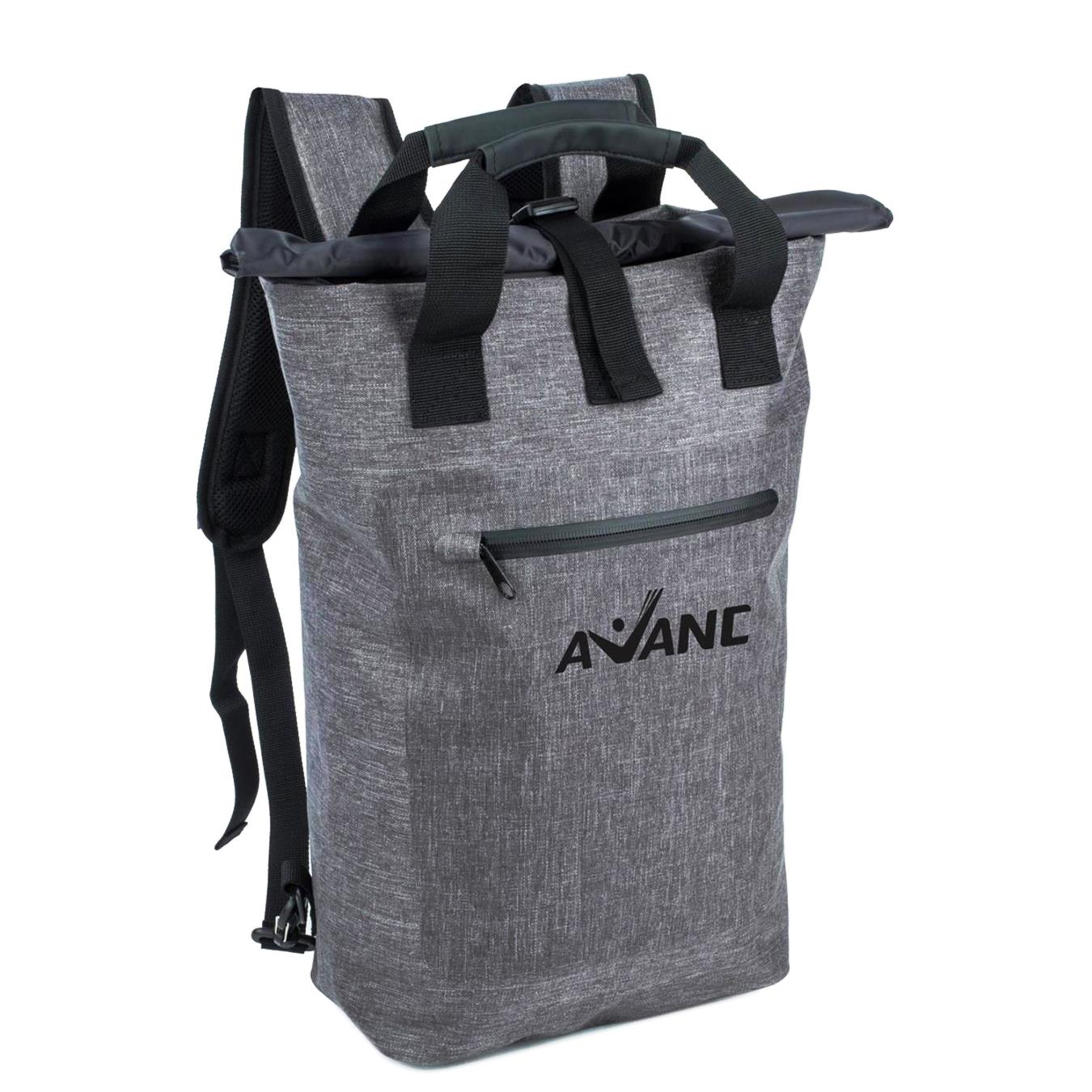 Extreme  SPACE GREY Roll Top Seal Sports Bag, Waterproof daypack 20L