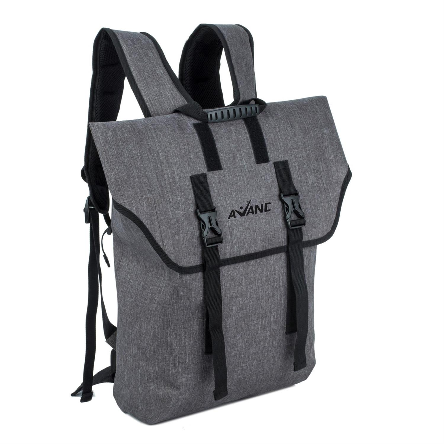 Extreme  SPACE GREY Classic School Bag, Waterproof daypack 20L